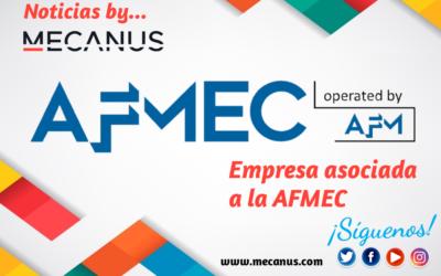 Somos empresa asociada de AFMEC