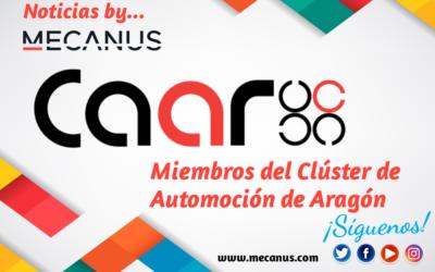 Miembros del Clúster de Automoción de Aragón