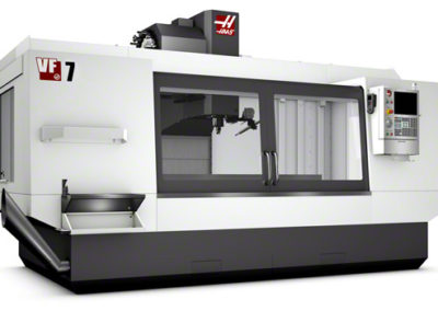 HASS-VF-7, 3-axis, for large size parts, up to 4 M