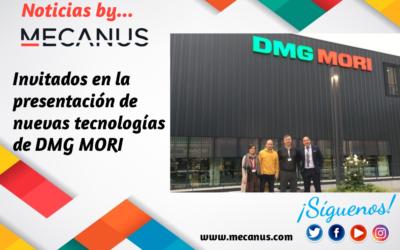 Visita a DMG Mori