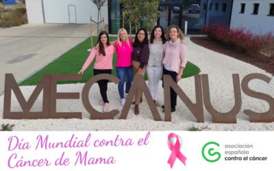Mecanus contra el cáncer de mama