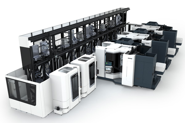 Mecanus adquiere nuevo centro de Mecanizado horizontal
