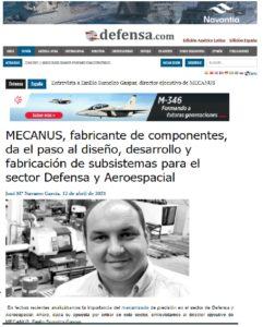 prensa mecanus defensa.com